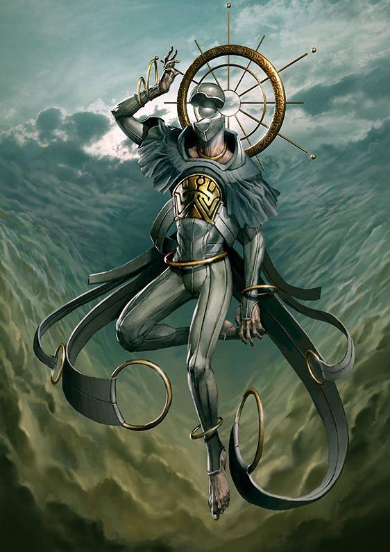 Angelarium by Peter Mohrbacher, via Behance | Artsome | Fantasy art
