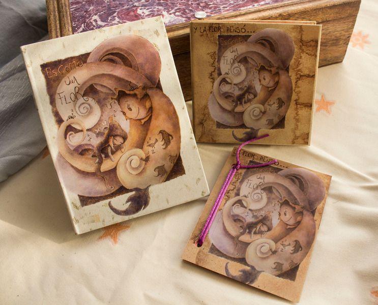 Pack Cronopio Dormilón de Arte, Grabado e Ilustración por DaWanda.com