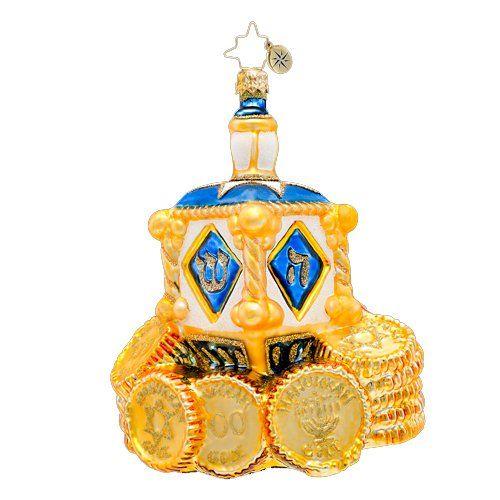 Christopher Radko Glass Oh Dreidel Dreidel Hanukkah Holiday Ornament #1017370 Christopher Radko http://www.amazon.com/dp/B00JOHO2O0/ref=cm_sw_r_pi_dp_Ajmbwb1G1C0X2