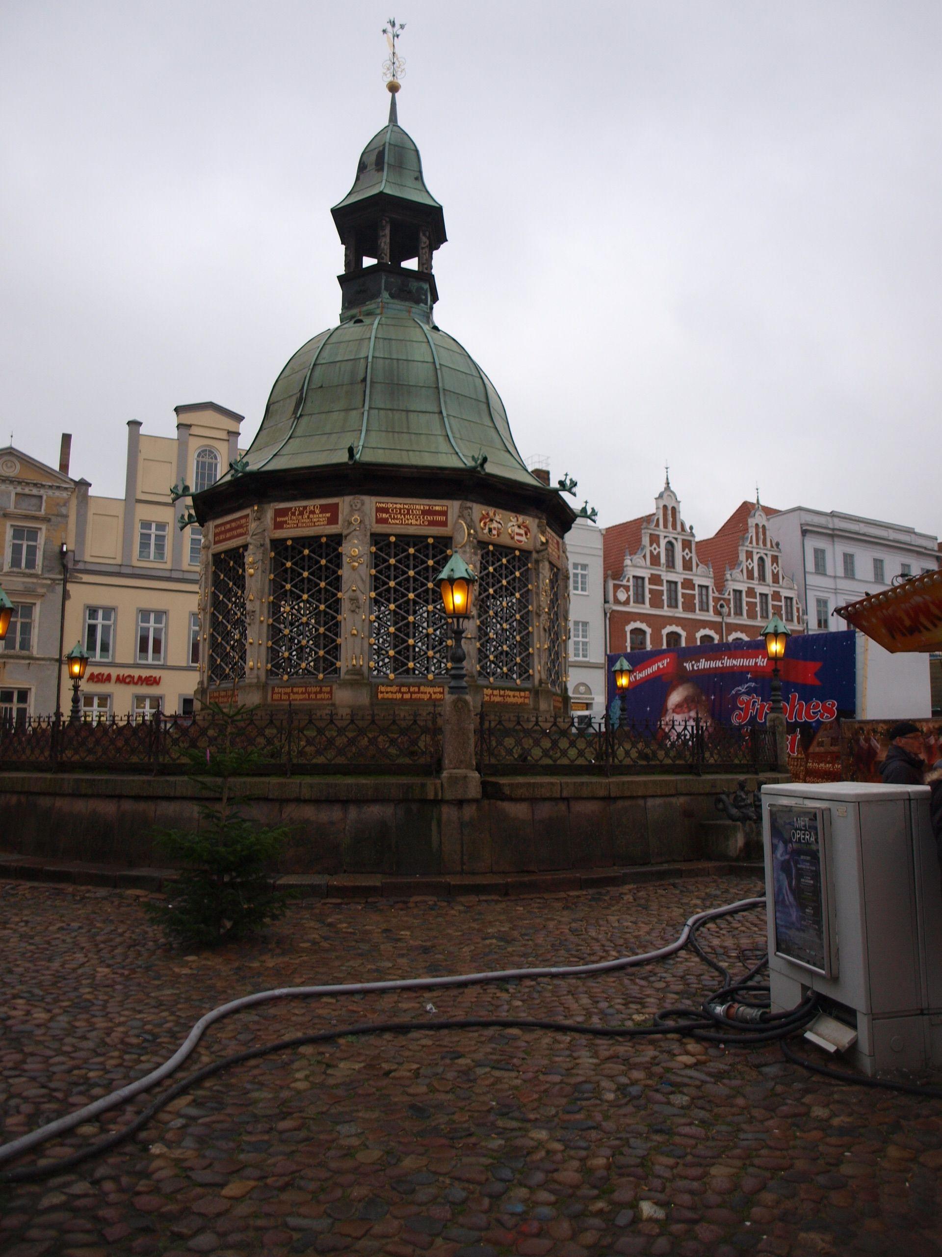 Wismar Weihnachtsmarkt 2021