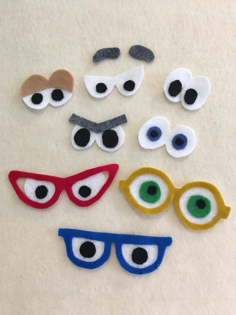 Blood Eyeball Mustache Eyes Glasses Fancy Dress Halloween Costume Accessory