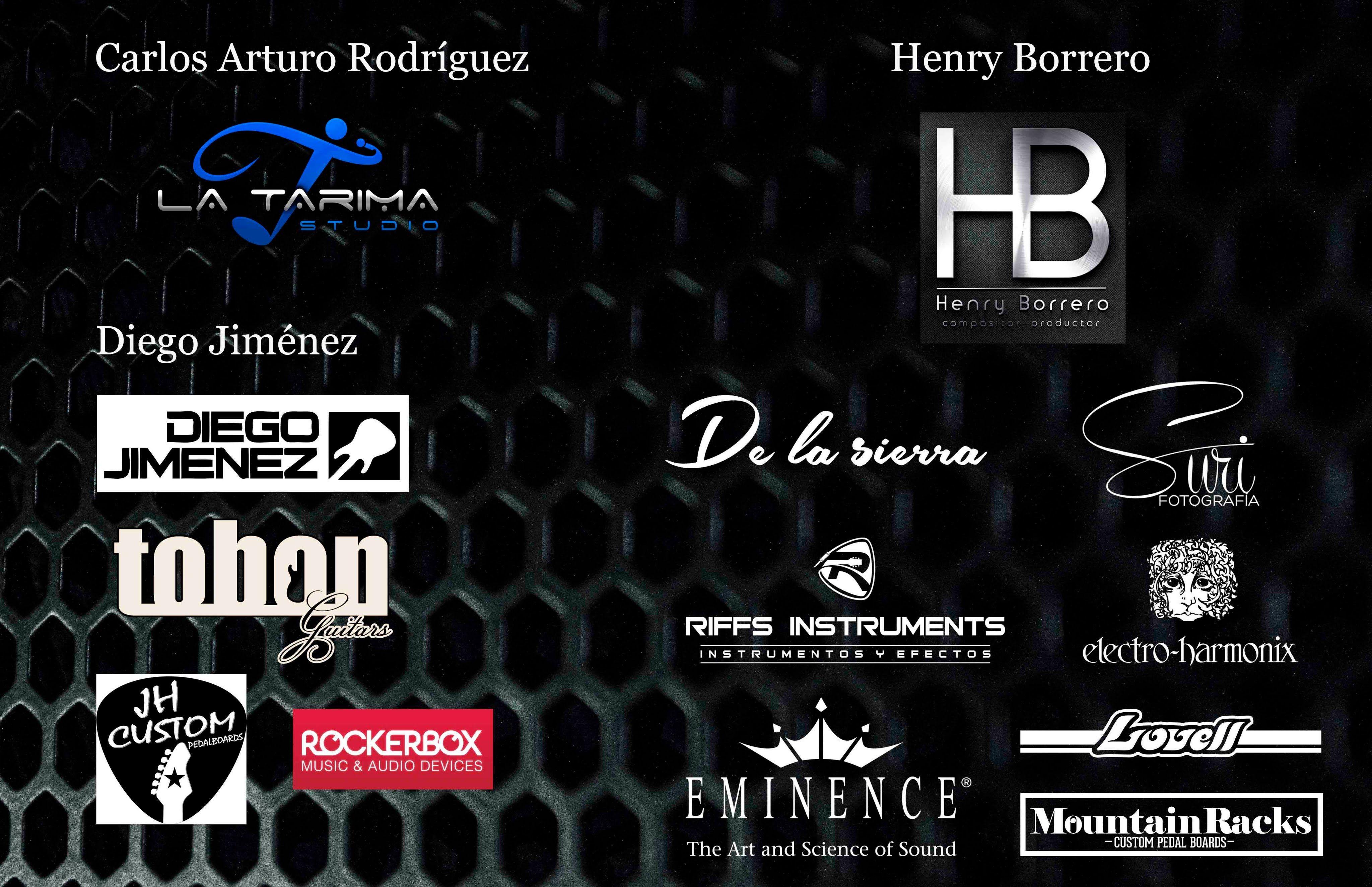 JAM # 1  Carlos Rodríguez - Diego Jiménez - Henry Borrero
