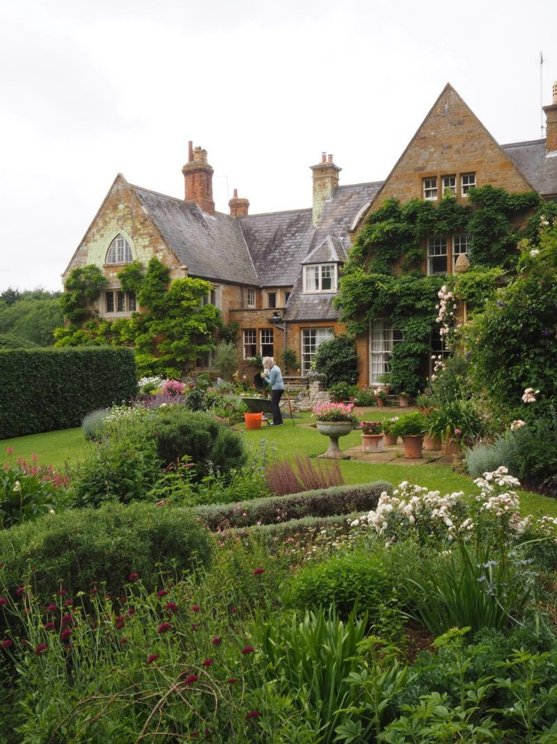 Beautiful British Gardens Coton Manor Gardens Northamptonshire Around the World in 80 Pairs of Shoes