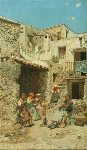 Basket Makers in Naples - Rubens Santoro