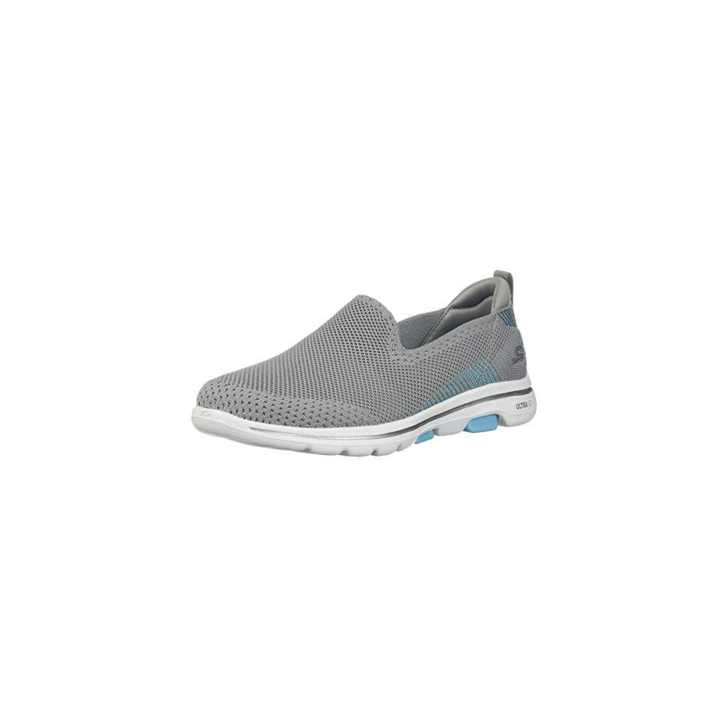 Skechers Womens Go Walk 5 Prized Slip On Shoes Handbags Shoes