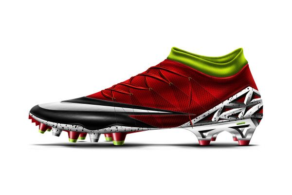 competitive price 92346 6f55b Booting Around  Thibaut Courtois  Nike The Wall Boot