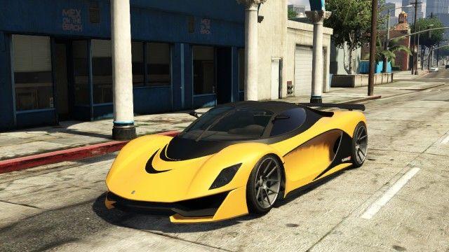 Grotti Turismo R Grand Theft Auto Series Gta 5 Super Cars