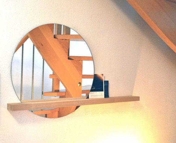 Spiegel Mit Ablage Runder Spiegel Spiegel Spiegelablage