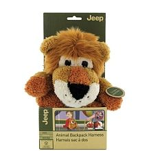 Jeep Animal Backpack Harness Lion Toy Store Animal Backpacks