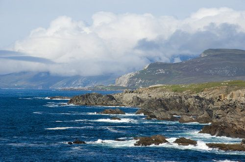 ackle island, ireland