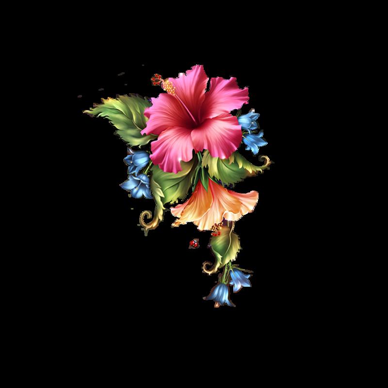 Цветочный клипарт от Barnali Bagchi 2 часть.(от mika561 ...