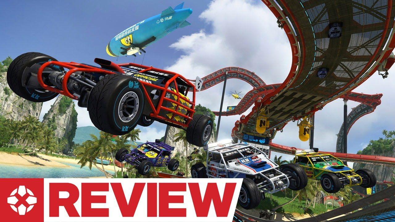 Trackmania Turbo Review Vid Games Xbox Computers Xbox