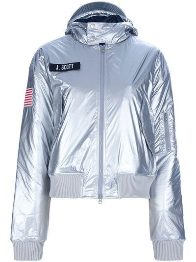 ADIDAS ORIGINALS BY JEREMY SCOTT 'Space' Shell Jacket