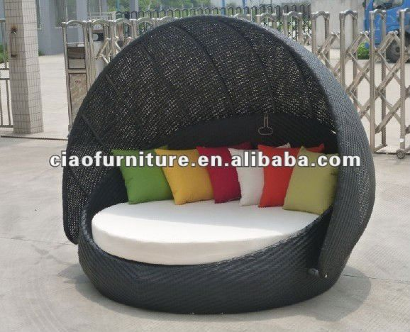 Round Outdoor Lounge Chair Outdoor Round Chaise Lounge RB Best Inspiration