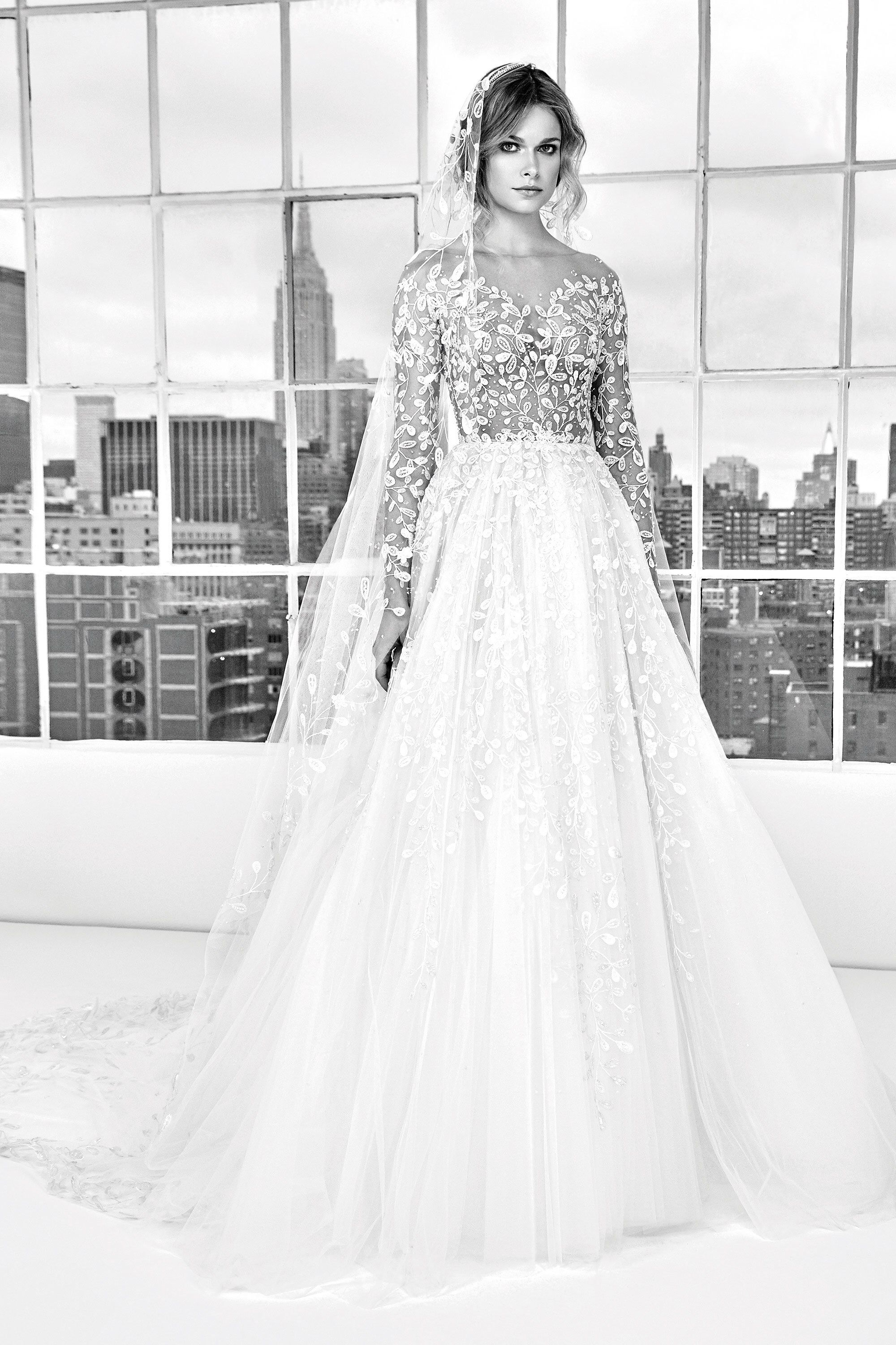 Zuhair Murad: wedding dresses - luxury and sophistication of style