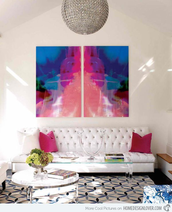 20 Modern Chic Living Room Designs for a Charming Look | Chic living ...