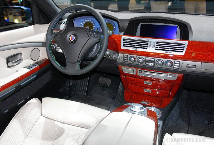 2007 BMW Alpina B7 Bmw alpina, Bmw, Luxury sedan