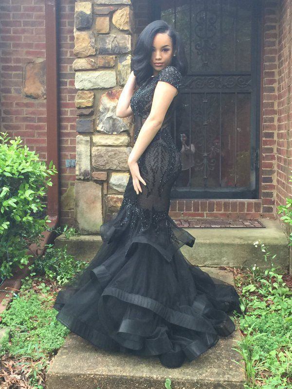 30 Black Girls Who Slayed Prom 2016 Black Girl With Long Hair