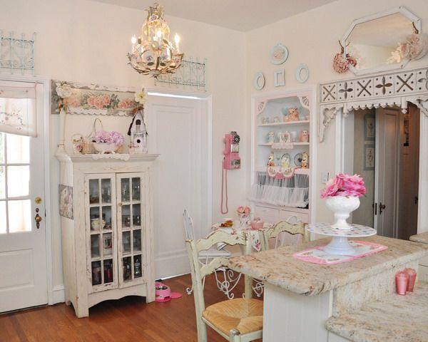 Explore Pink Kitchens Cottage Kitchenore