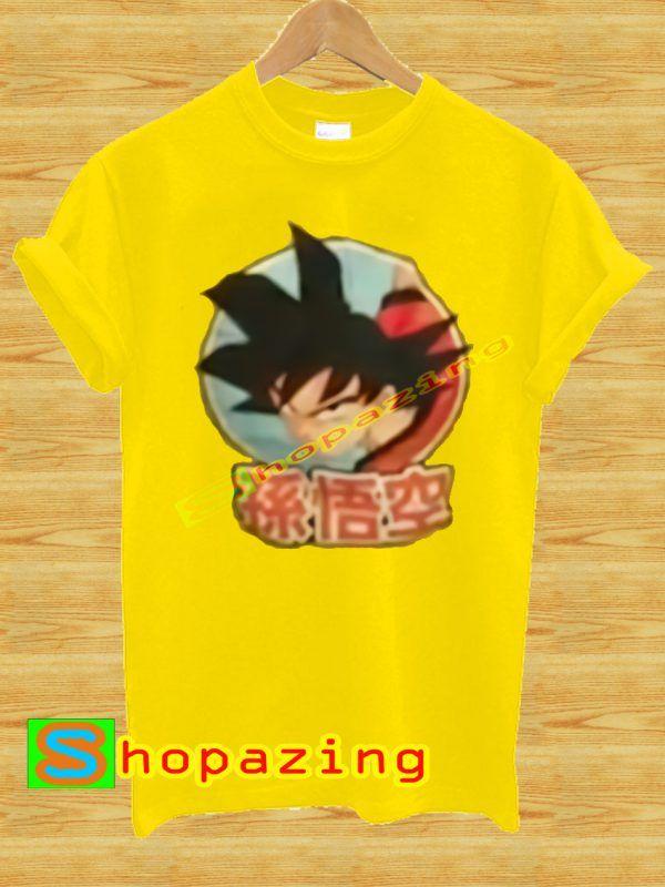 Goku Symbol King Kai T Shirt In 2018 T Shirt Pinterest Goku