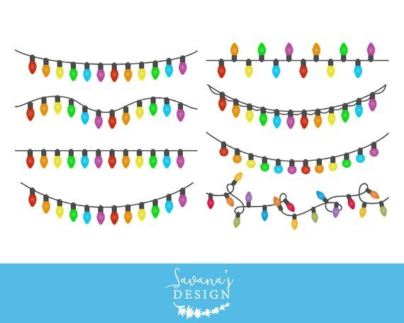 String Of Christmas Lights.Pin On Products