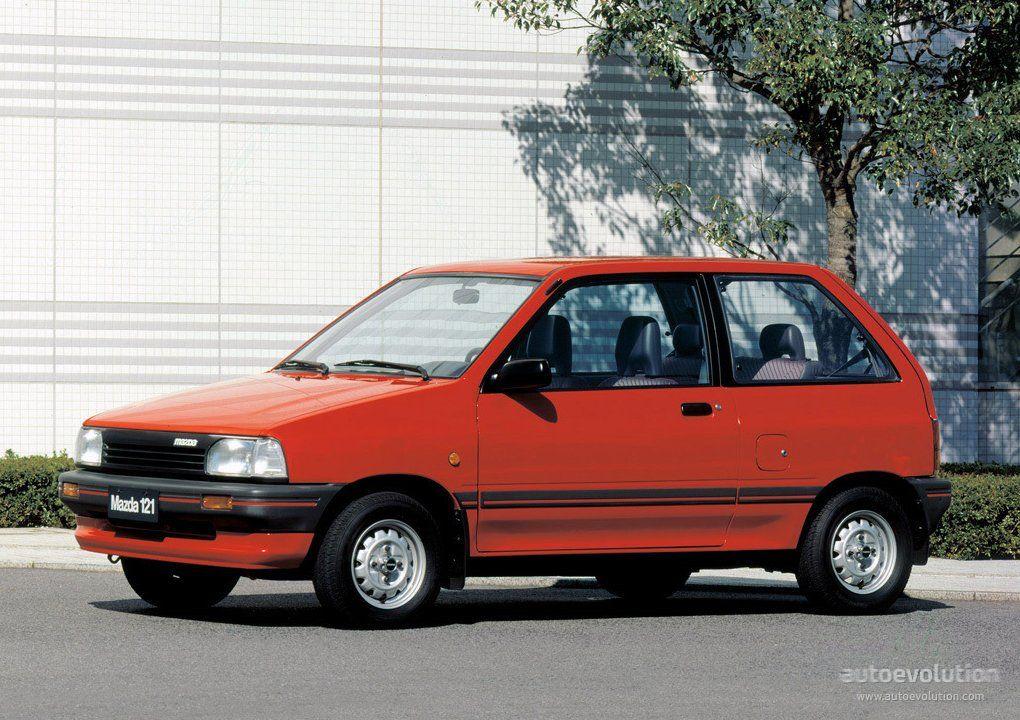 Mazda 121 Mk 1 1987 1988 1989 1990 1991 Mazda Kia Pride Mazda Cars