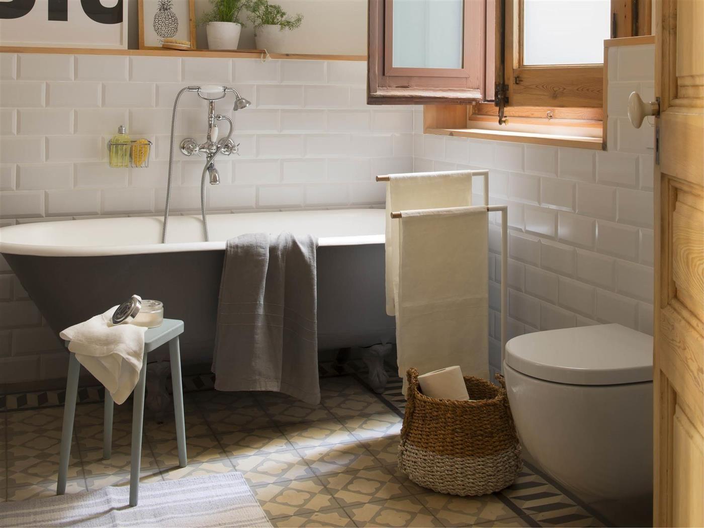 Cómo limpiar el baño a fondo en 20 minutos | Limpiar baños ...