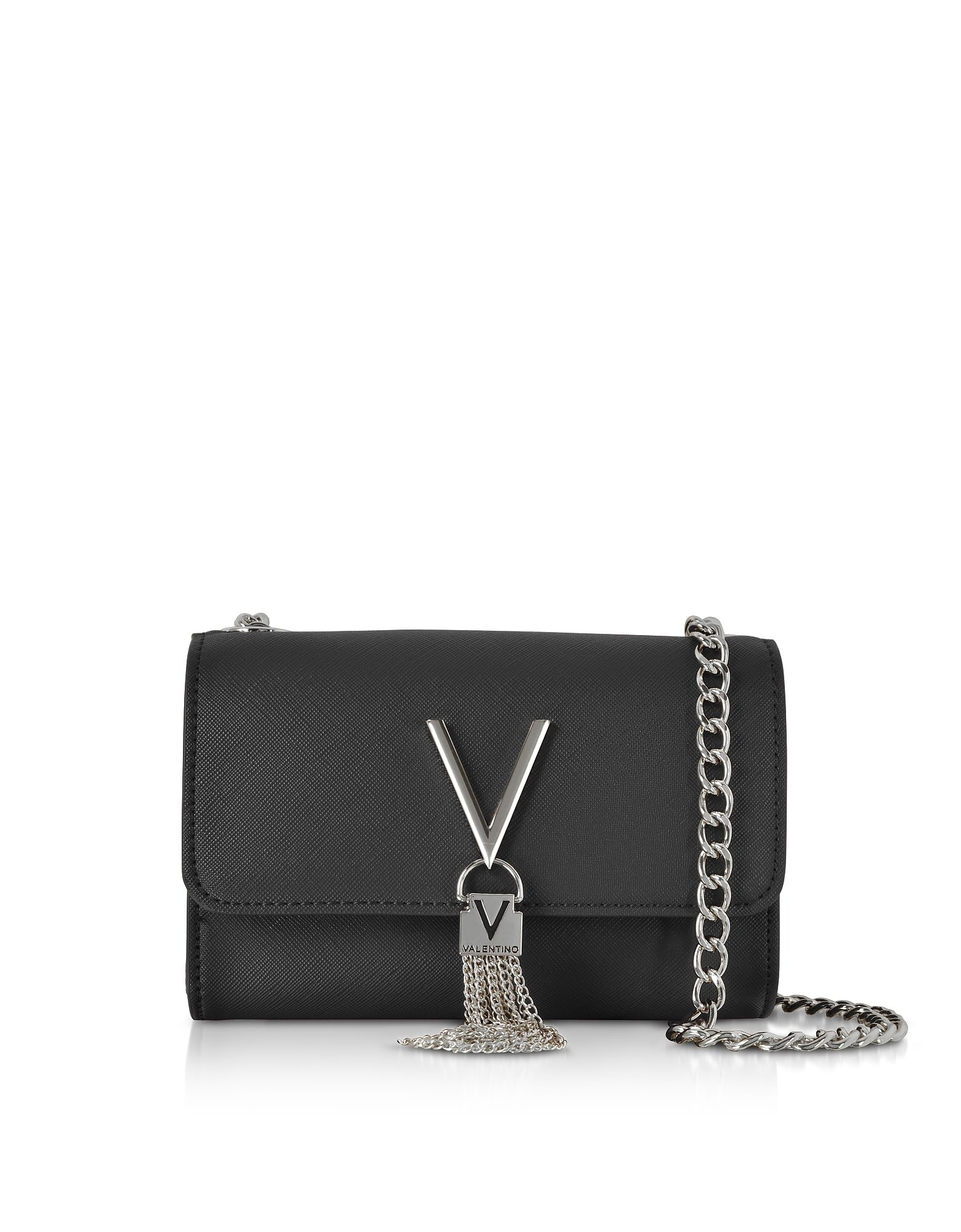 37a0aa6c49c VALENTINO BY MARIO VALENTINO ECO LEATHER DIVINA MINI SHOULDER BAG.  #valentinobymariovalentino #bags #shoulder bags #leather #