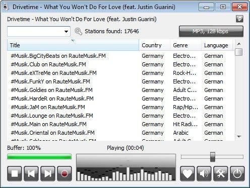 Radio Sure free download latest version for Windows PC