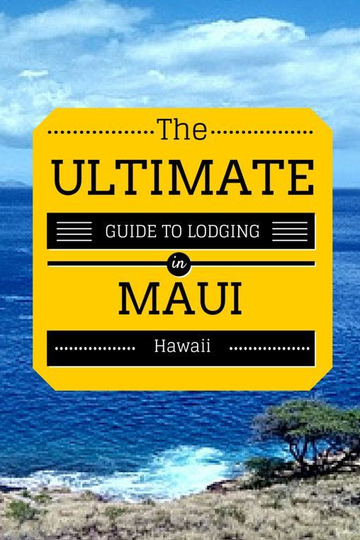Worksheet. A Guide What Area of Maui to Stay In  Small island Hawaii and