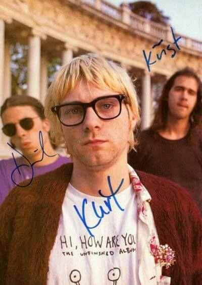 Nirvana Nirvana Kurt Cobain Nirvana Grunge Music