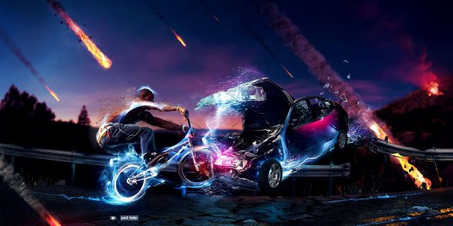 Bicyclist Failure Car Wallpaper Hd Fantasy 4k Wallpapers Images Photos And Background Wallpapers Den Download Wallpaper Hd Hd Wallpaper Abstract Wallpaper Wallpaper download car and bike