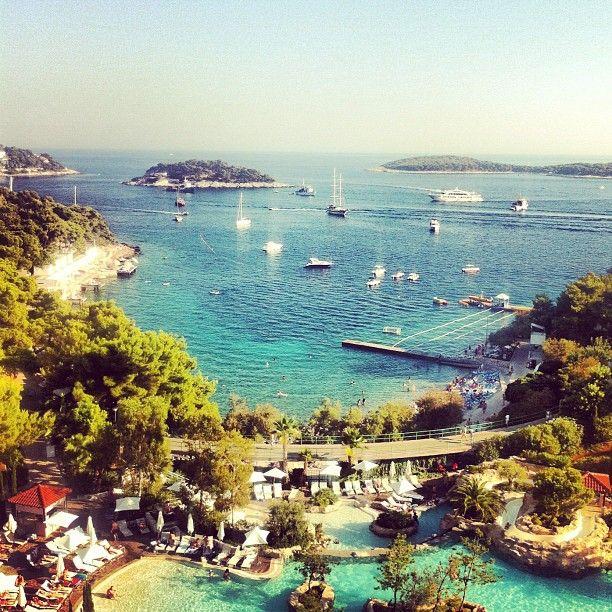 Magical Places In Croatia: Hvar Island, Croatia / Photo By Romain Colin TOO