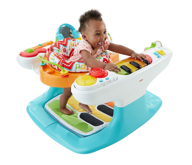 FisherPrice 4in1 Step 'n Play Piano Baby