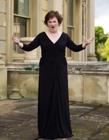 Susan Boyle Makeover Photos Women Pinterest Susan Boyle