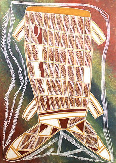 England Banggala | DREAMTIME ART | Pinterest | Arnhem, Darwin and ...