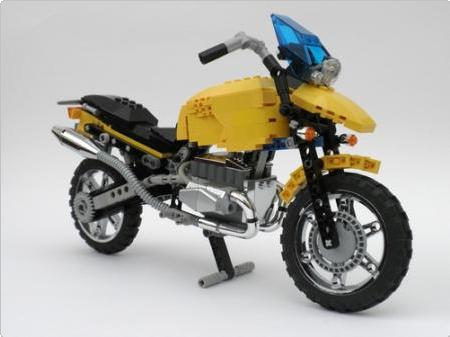 lego bmw motorrad f 650 gs juguetes pinterest. Black Bedroom Furniture Sets. Home Design Ideas