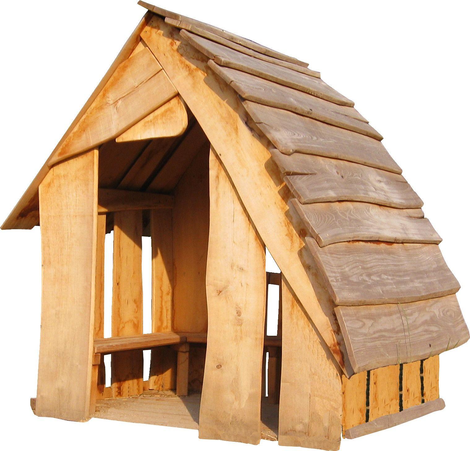 Waldhütte in 2020 Hütte im wald, Kinder gartenhaus und