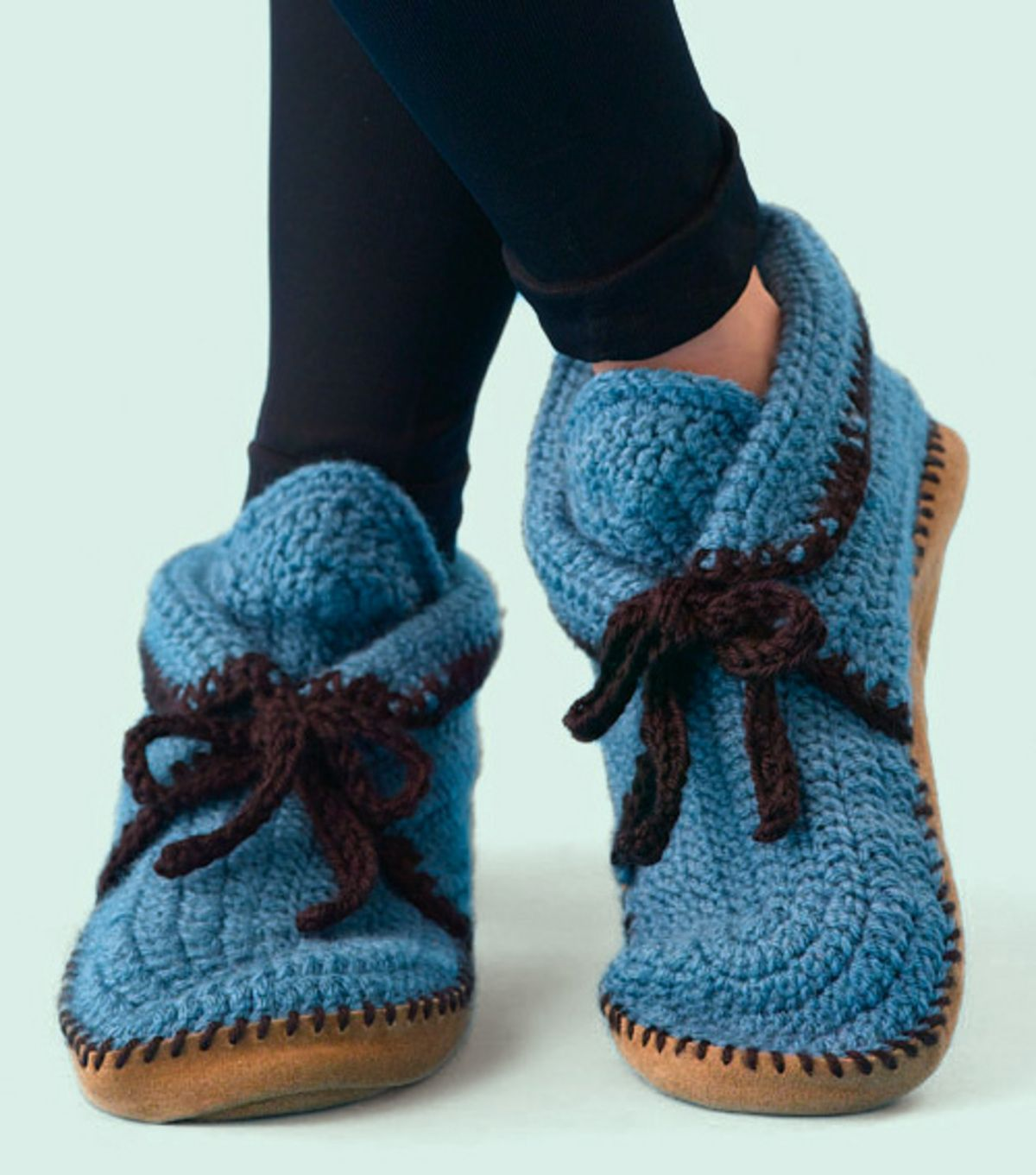 Free Crochet Slipper Patterns Crotchet Croch