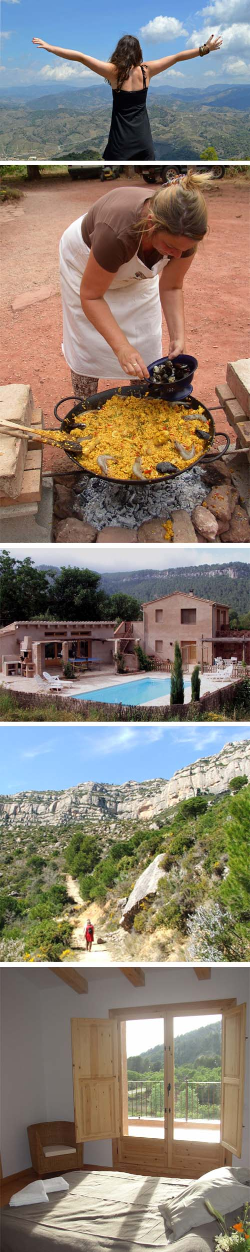 Luxury Rustic Holiday Cottage In The Priorat Extra Virgin Olive Oil Holiday Cottage Rustic Holiday Holiday