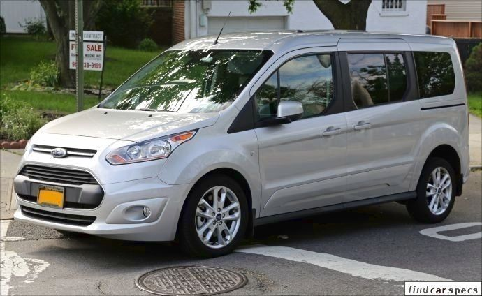 Ford Tourneoconnect Grand Tourneo Connect Facelift 2018