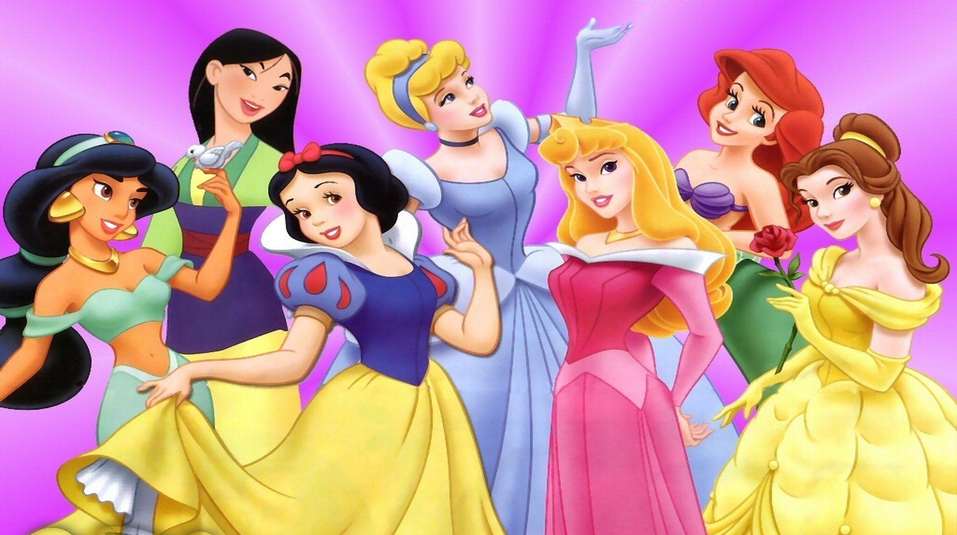 Disney Princess HD Desktop Wallpaper Widescreen High 1024x768 Wallpapers