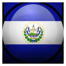 Sv El Salvador Flags Of The World El Salvador Central America