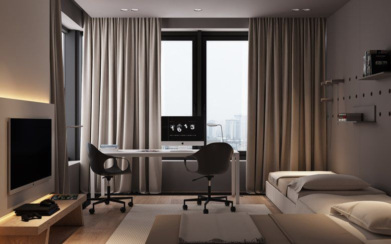 Skyline Apartment 17 Picture Gallery In 2020 Small Bedroom Interior Bedroom Interior Apartment
