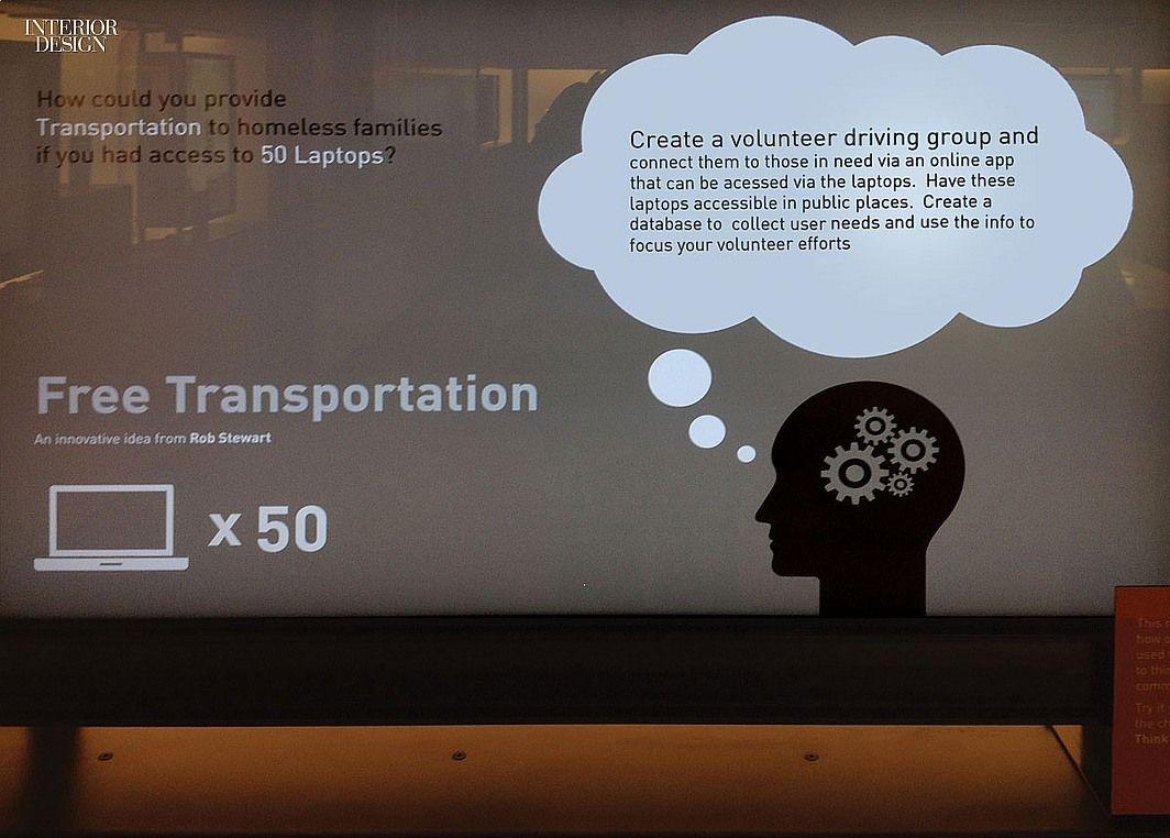 게이츠 재단에 게이트웨이 : 올슨 Kundig하여 방문자 센터 | 프로젝트 | 인테리어 디자인