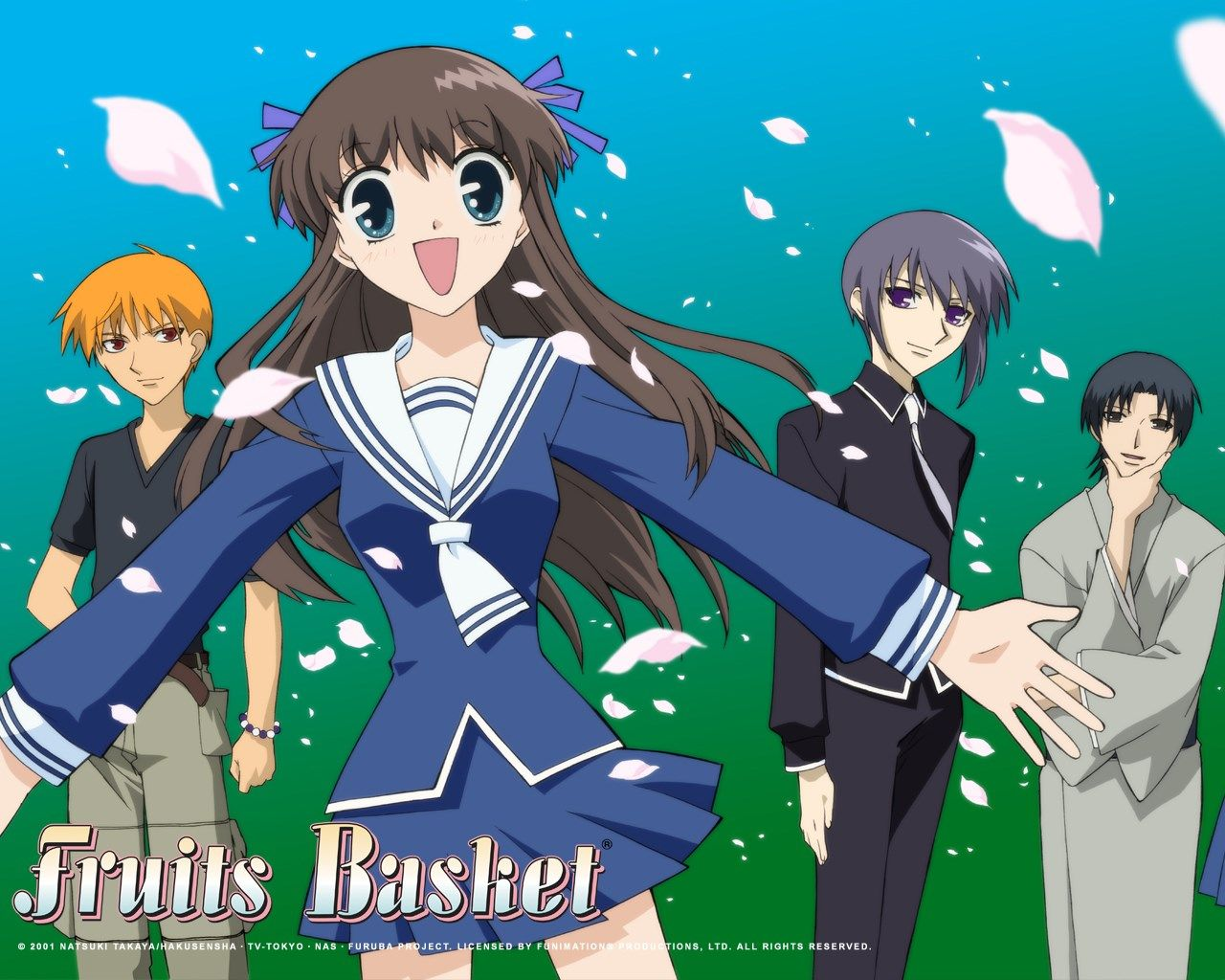 fruits basket pic 1080p high quality - fruits basket category