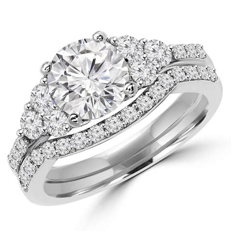 Top 100+ Wedding Ring Sets Vintage Best Image Gallery