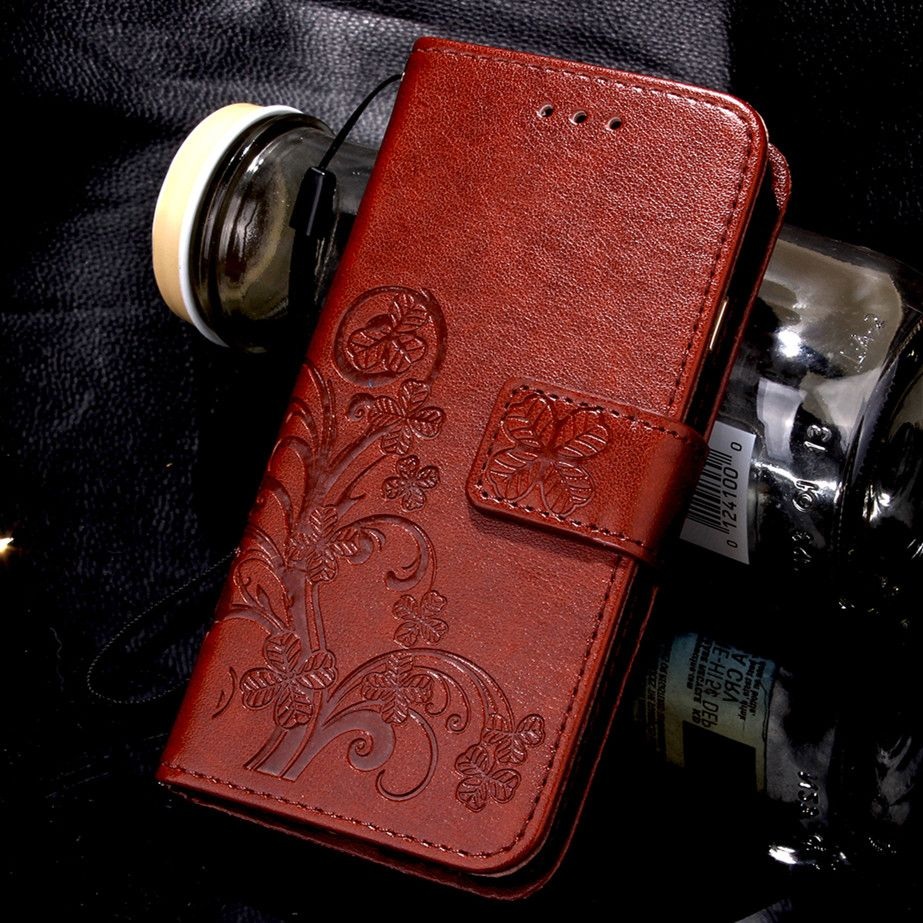 custodia leather cover originale samsung per galaxy s7 edge