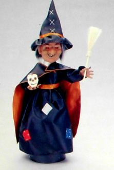 telco motion ettes of halloween history and collectors guide - Halloween History Witches