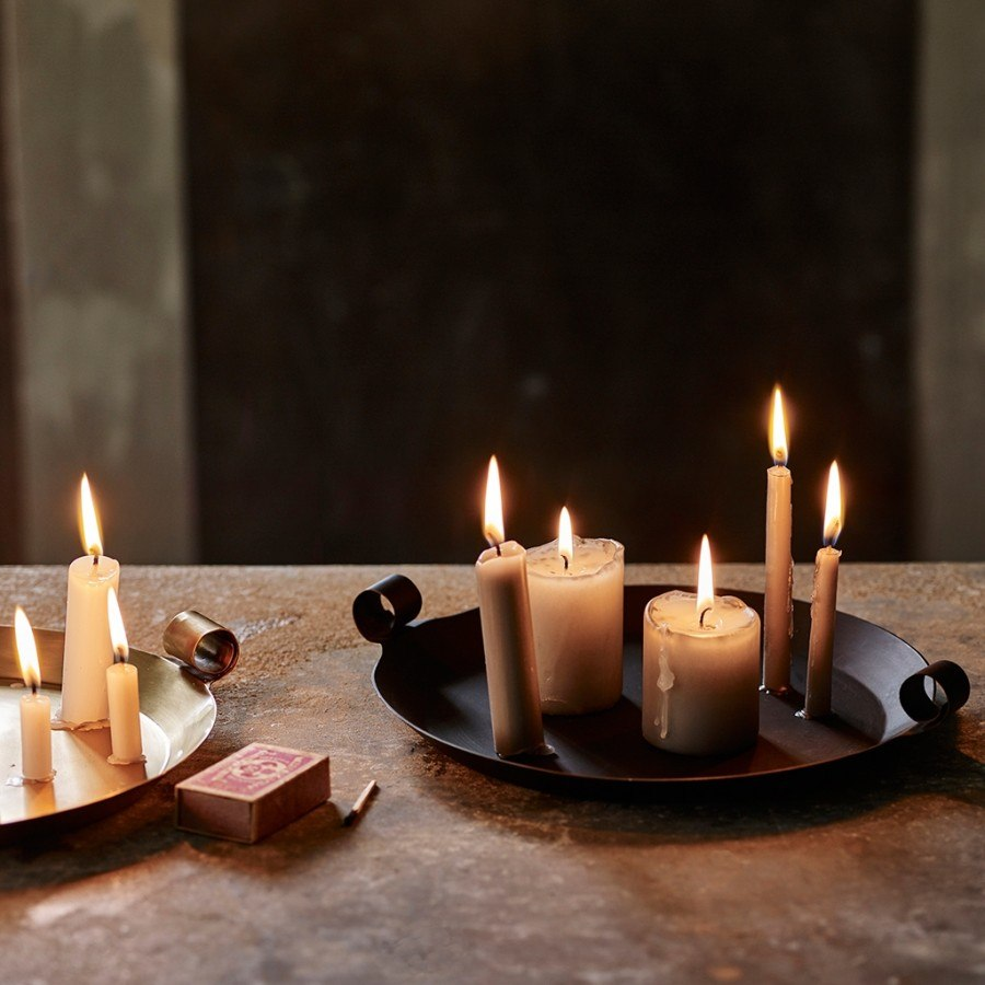 By Candlelight: How to Survive the Winter (Plus Five Tapers to Buy) - Remodelista
